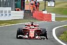 Forma-1 Vettel lassú defekt