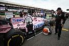 Force India, Red Bull'u yakalamaktan