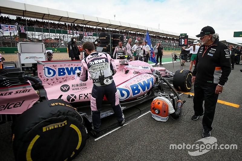 "Force India, Red Bull'u yakalamaktan ""vazgeçmiyor"""