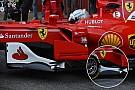Технический брифинг: зачем Ferrari поставила на SF70H фары