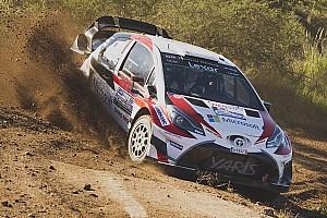 WRC 速報ニュース 【WRC】トヨタ、ラリー・ポルトガルに向けてプレイベントテストを完了
