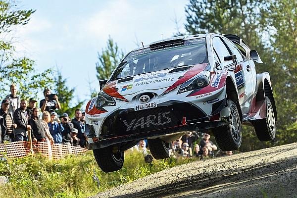 WRC-Rallye Finnland: Esapekka Lappi sichert sich 1. Karriere-Sieg