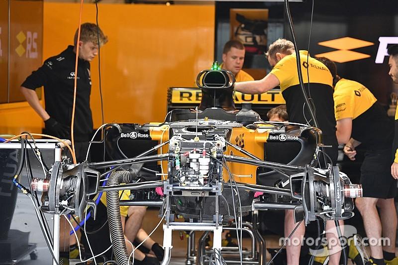 Spyshots: De belangrijkste tech updates voor de GP van Hongarije