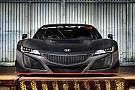 Autó GT3-as versenyváltozat a Honda NSX-ből privát csapatoknak