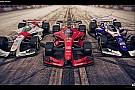Galeri: Klasik renk düzeniyle 2025 F1 konsept araçları