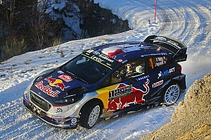 WRC Preview Chasing success on Sweden's snow-covered stages of Rally Sweden