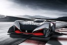 Virtual Peugeot luncurkan sportscar virtual L750 R HYbrid Vision GT