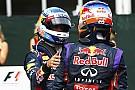 Refaire équipe avec Ricciardo ne dérangerait pas Vettel