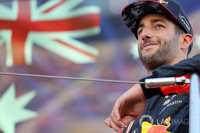 """Daniel Ricciardo ohne Zukunftsangst: """"Dann werde ich Tennisspieler!"""""""