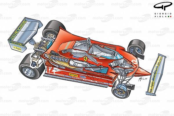 Формула 1 Спеціальна можливість Ретро-технології Ф1: від епохи граунд-ефекту до шин із канавками
