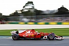 Formula 1 Raikkonen didn't manage