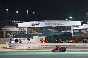 MotoGP Resultados La parrilla de salida del Gran Premio de Qatar
