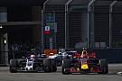 GP de Singapour : les trains de pneus pour la course