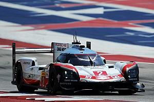 WEC Trainingsbericht WEC 6h Austin: Porsche im 1. Training an der Spitze