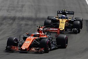 RESMI: McLaren pakai mesin Renault mulai F1 2018