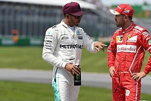 Fórmula 1 Noticias Hamilton no se confía y espera una dura batalla con Ferrari