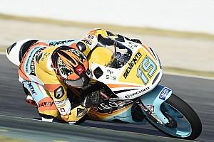 Moto3 Kwalificatieverslag Rodrigo pakt sensationele pole in Tsjechië, P6 Bendsneyder