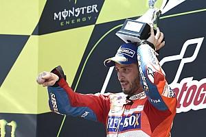 MotoGP Nieuws Dovizioso dankt goede vorm aan verandering in 'mindset'