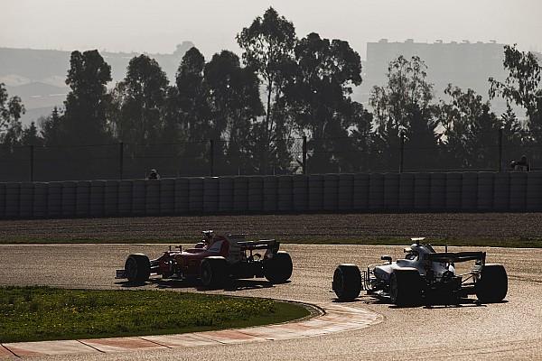 F1 突发新闻 马萨和汉密尔顿对新赛季超车难表示担忧