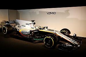 Формула 1 Аналитика Технический анализ: первый взгляд на Force India VJM10
