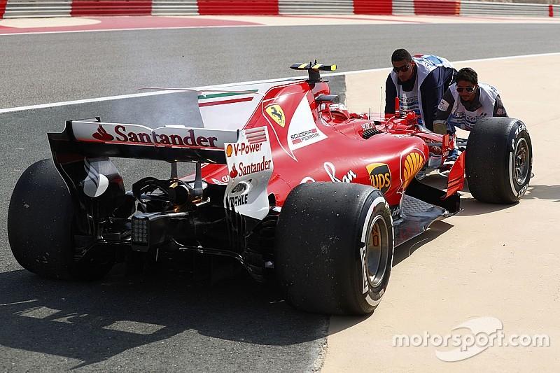 Ferrari сподівається відновити перший мотор Райкконена