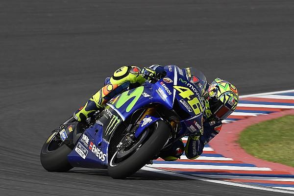 Rossi: Vinales'i yakalamak şimdilik çok zor