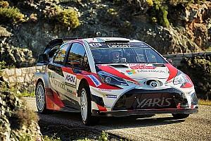 WRC Noticias Toyota tendrá un tercer auto a partir de Portugal