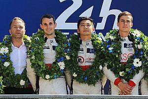 WEC Nieuws Koppelingsprobleem bracht LMP2-zege Tung tijdens 24 uur van Le Mans in gevaar