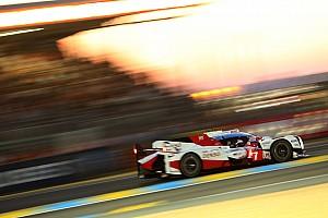 Le Mans Crónica de Clasificación Toyota rompe el récord de clasificación en Le Mans