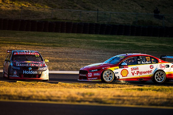 Triple Eight drivers call for Supercars Safety Car reform