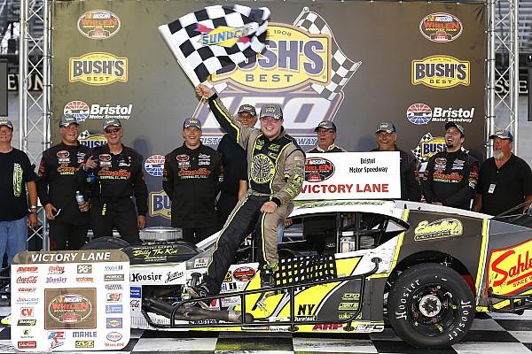 NASCAR Patrick Emerling makes first NASCAR win memorable at Bristol