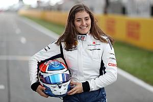 GP3 Breaking news Calderon says Sauber deal takes pressure off in GP3