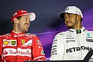 Para Hamilton, la batalla por el título con Vettel es su favorita