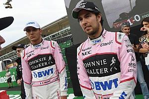 F1 Noticias de última hora Force India hará lo posible por seguir con Pérez y a Ocon