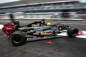 Formula V8 3.5 Reporte de calificación Pietro Fittipaldi, pole en Mexico y Alex Palou es segundo