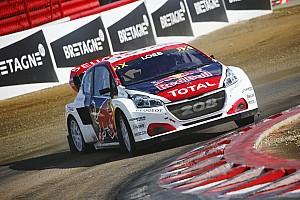 Rallycross-WM News Sebastien Loeb: Gaststart in Britischer Rallycross-Meisterschaft