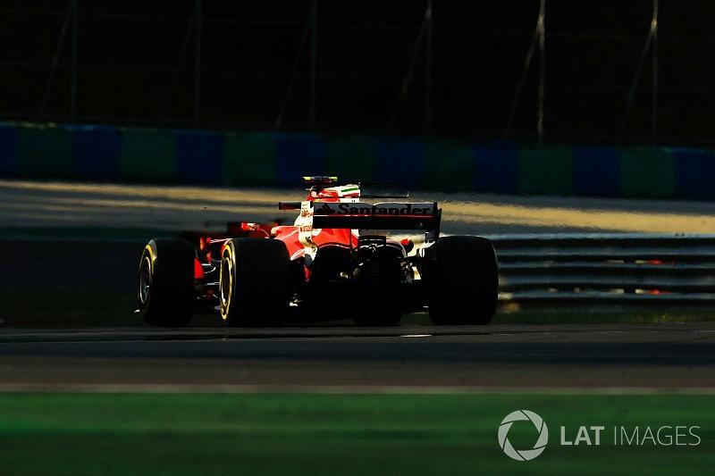 Ferrari, SF70H ile 2018 lastiklerini test ediyor