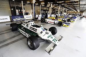 Формула 1 Спеціальна можливість Відео від Williams: звук 40 років у Формулі 1