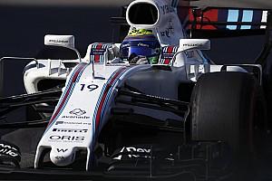 Fórmula 1 Noticias Massa aplaude el rápido desarrollo de Williams en 2017