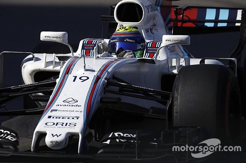 Масса похвалил Williams за успехи в доработке машины по ходу сезона