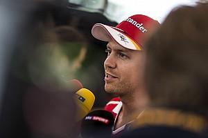 Forma-1 Interjú Vettel: Az ember, aki nem is igazán szereti a rivaldafényt