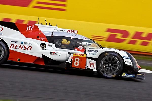 WEC Raceverslag WEC Silverstone: Toyota klopt Porsche na hectisch straatgevecht