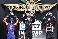 Ньюгарден выиграл в Индианаполисе и вдвое сократил отставание от Диксона