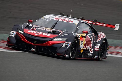 """Mugen can be """"proud"""" of Super GT results in tough year"""