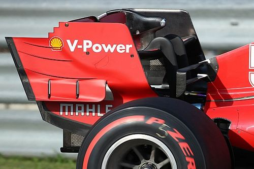 Russian GP: Latest key F1 technical developments