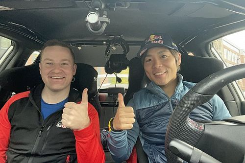 WRC: Katsuta verrà navigato da Johnston al Rally di Finlandia