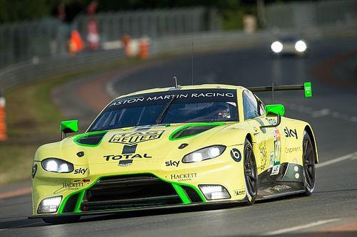 Aston Martin, Corvette penalised in revised GTE BoP