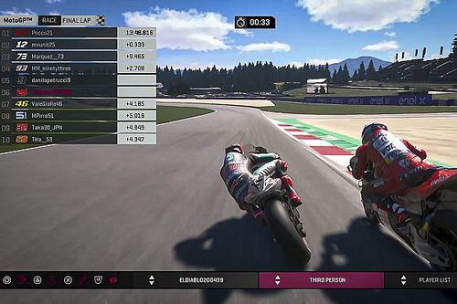 Márquez, Rossi et Quartararo réunis pour le 4e GP virtuel