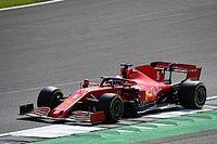 Vettel: siento que estoy chocando contra una pared