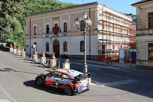 CIR-ERC: tante novità per il Rally di Roma Capitale 2021